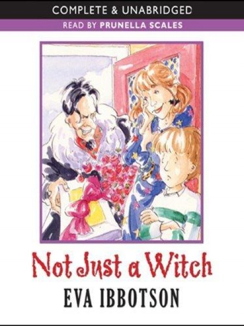 Not Just A Witch Cover
