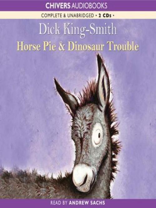 Horse Pie & Dinosaur Trouble Cover