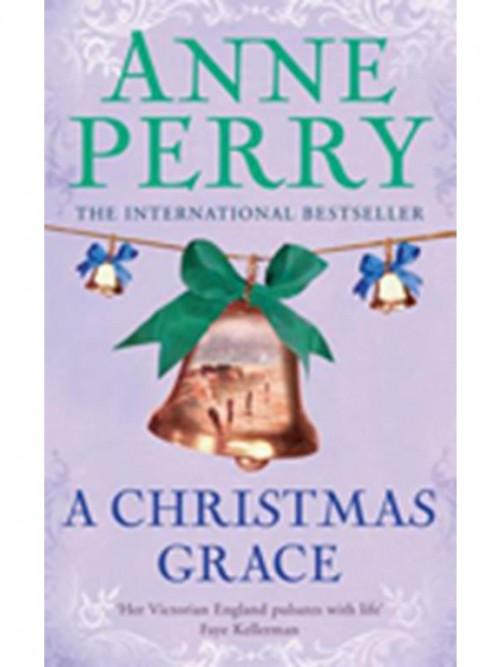 A Christmas Grace Cover