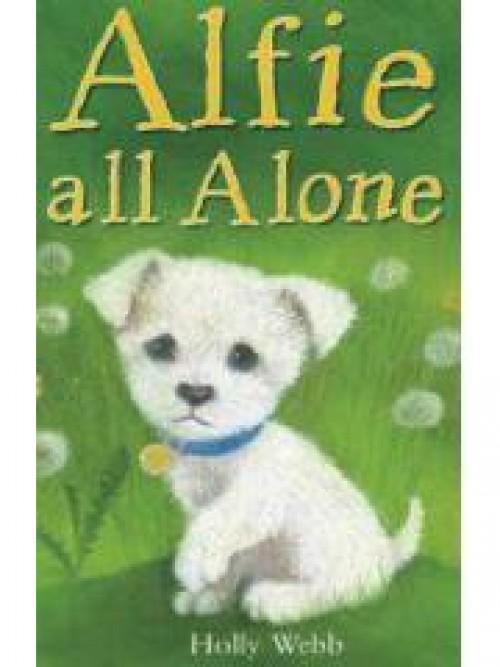 Alfie All Alone Cover