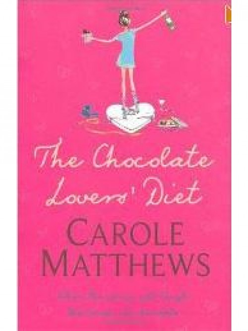 The Chocolate Lovers' Diet Cover