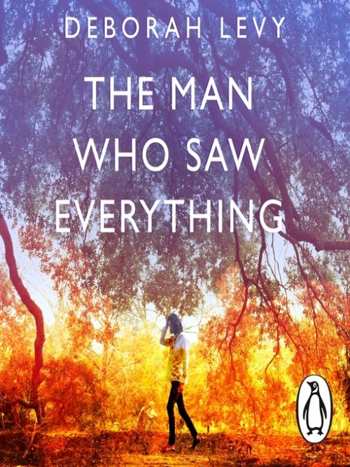 The Man Who Saw Everything Cover