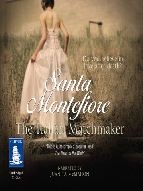 The Italian Matchmaker Cover