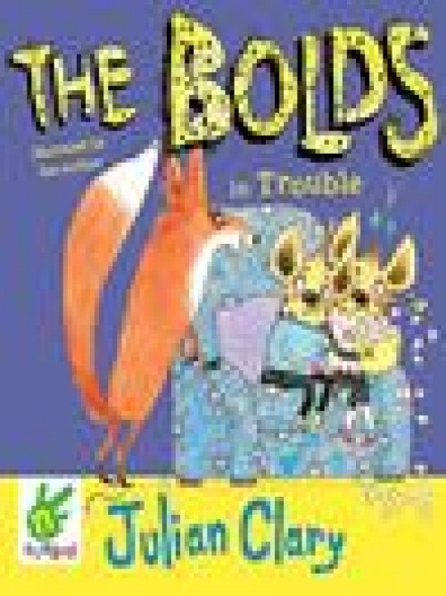The Bolds Book 4: The Bolds In Trouble Cover