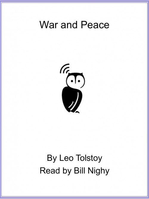 War and Peace Cover