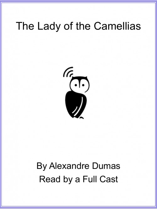 The Lady of the Camellias Cover