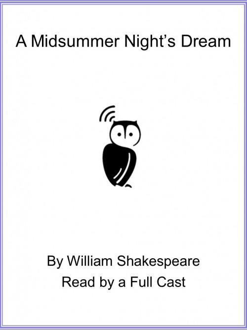 A Midsummer Night's Dream Cover