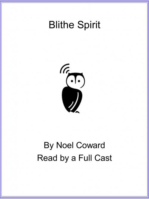 Blithe Spirit Cover