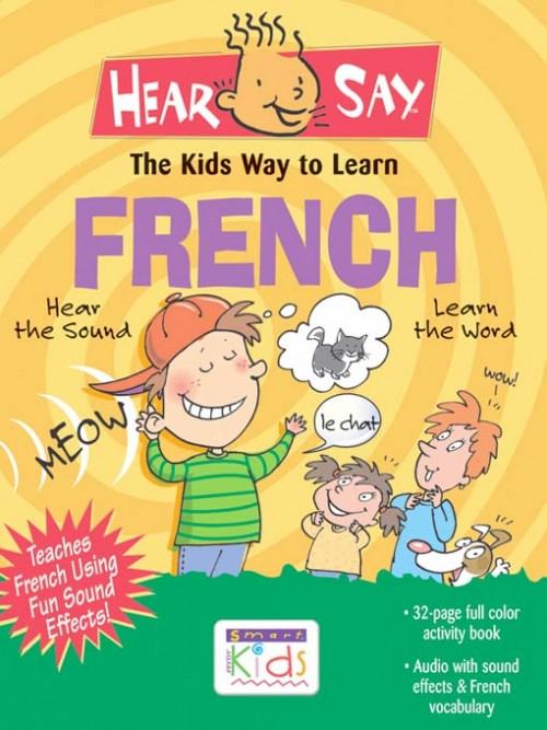 Hear-say French Cover