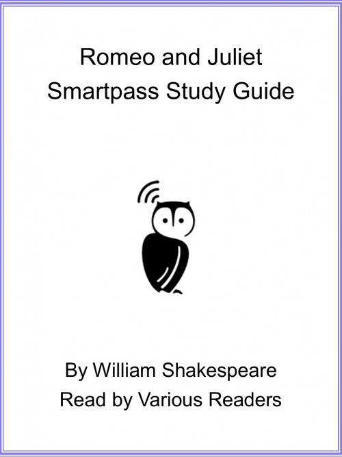 Romeo and Juliet - Smartpass Study Guide Cover
