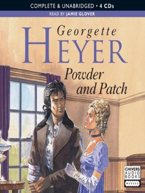 Powder and Patch Cover