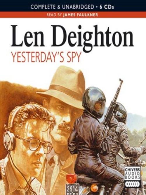 Yesterday's Spy Cover