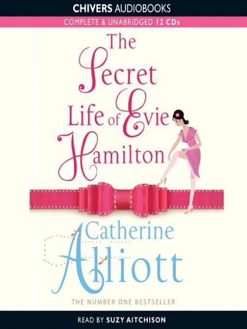 The Secret Life of Evie Hamilton Cover