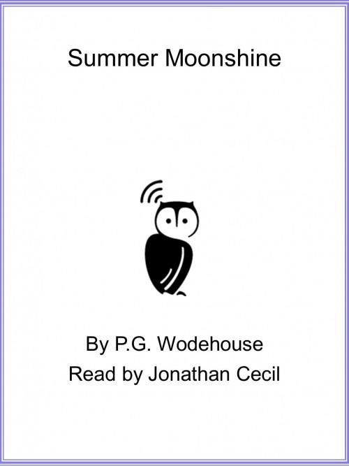 Summer Moonshine Cover