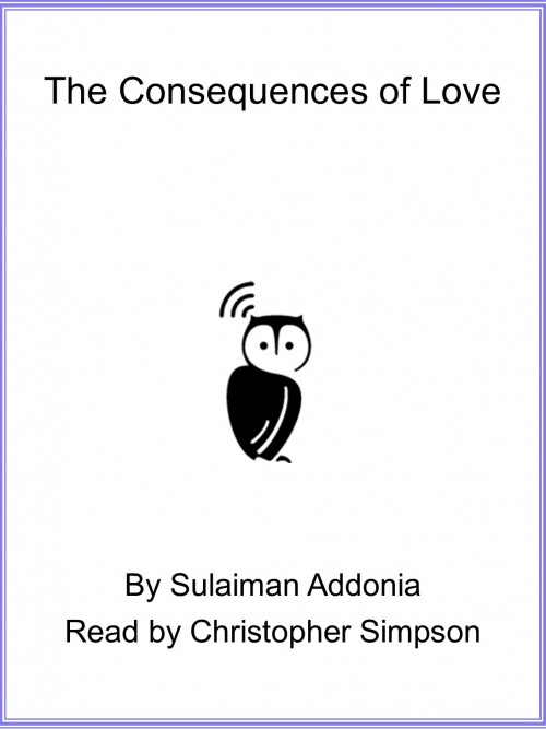 The Consequences of Love Cover