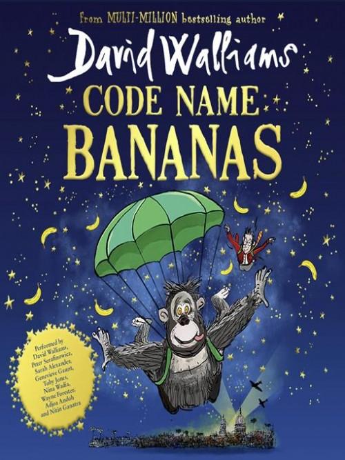 Code Name Bananas Cover