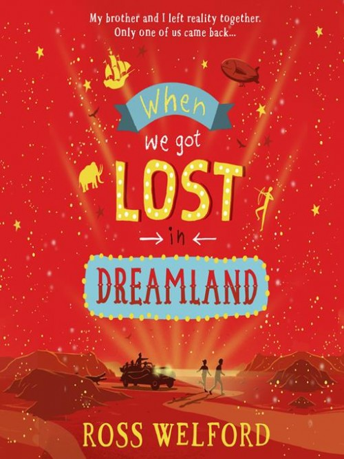 When We Got Lost in Dreamland Cover