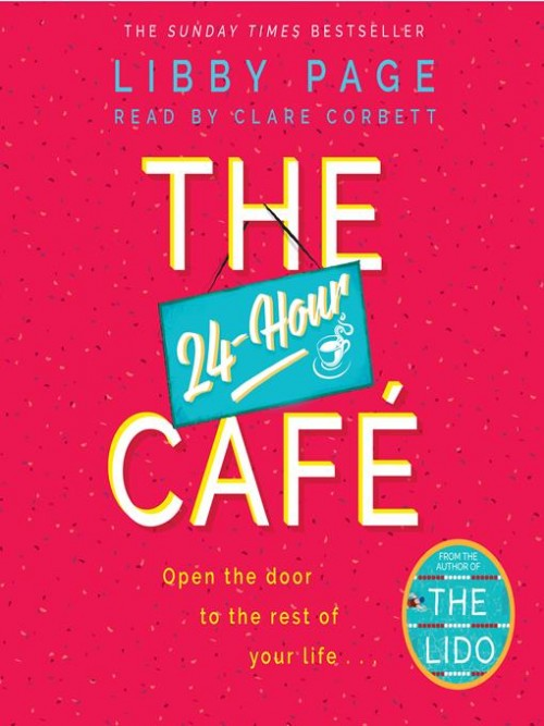 The 24-Hour Café Cover