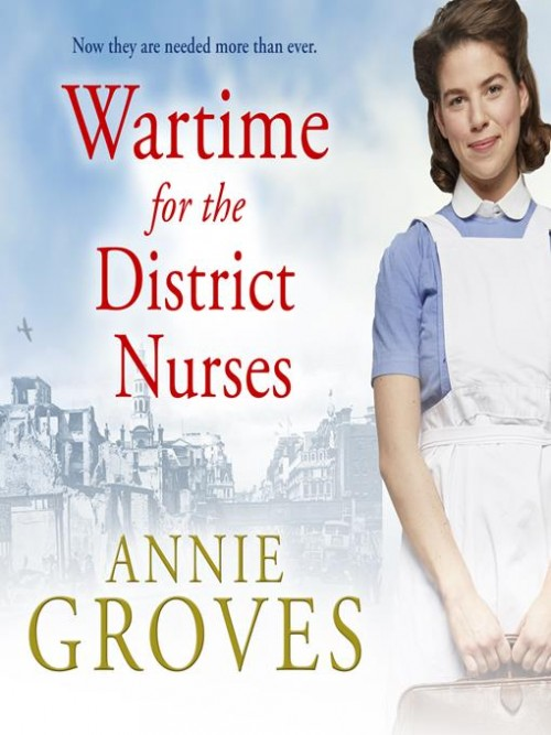 The District Nurses Book 2: Wartime for the District Nurses Cover