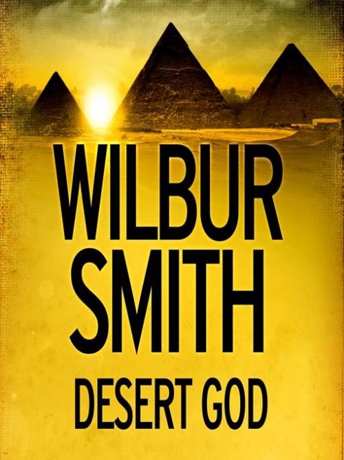 Desert God Cover
