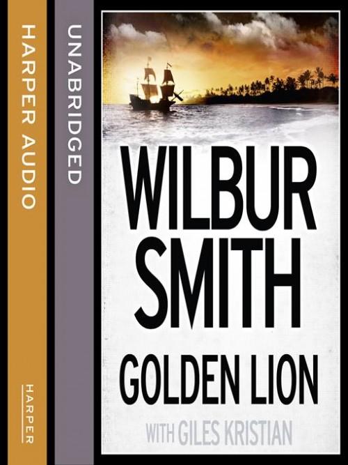 Golden Lion Cover