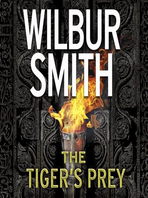 The Tiger's Prey Cover