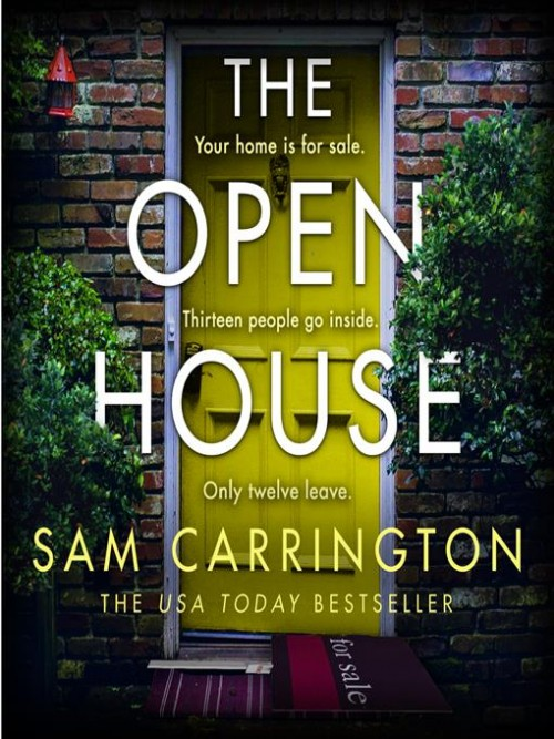 The Open House Cover