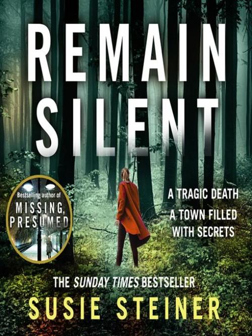 Manon Bradshaw Book 3: Remain Silent Cover