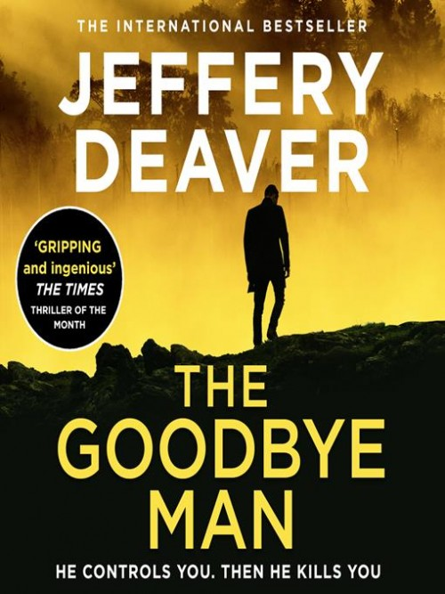 Colter Shaw Book 2: The Goodbye Man Cover