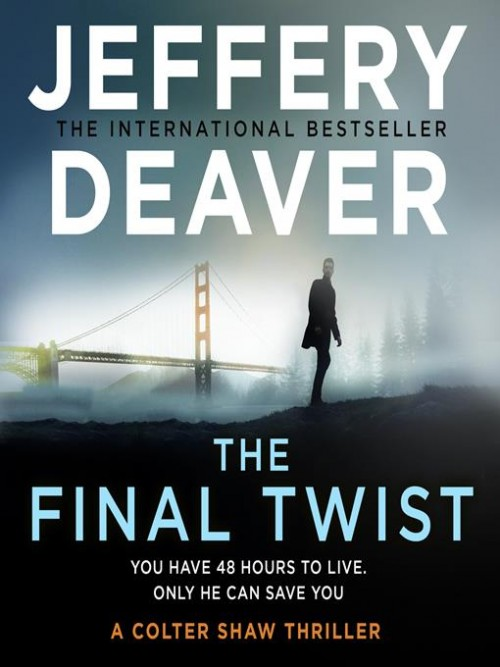Colter Shaw Book 3: The Final Twist Cover