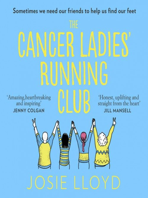 The Cancer Ladies Running Club Cover