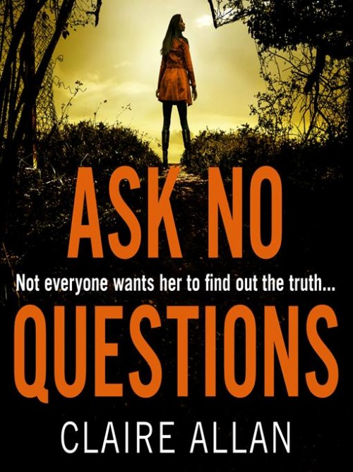 Ask No Questions Cover
