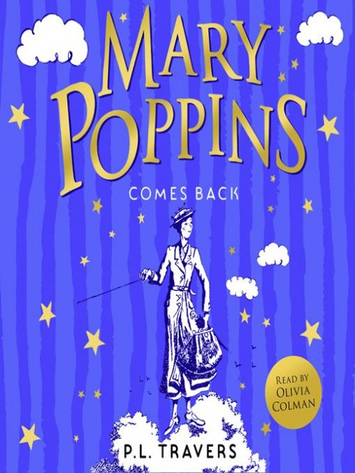 Mary Poppins Comes Back Cover
