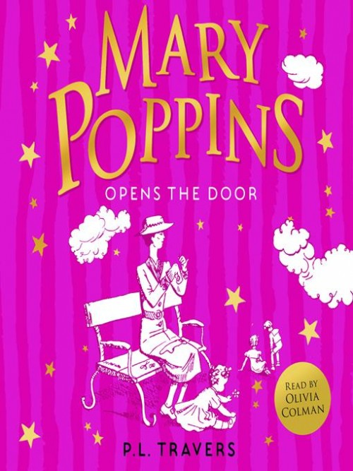 Mary Poppins Opens the Door Cover
