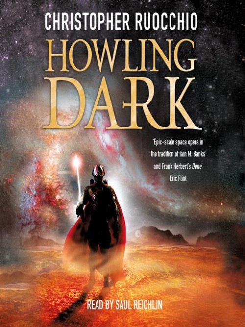 Sun Eater Book 2: Howling Dark Cover