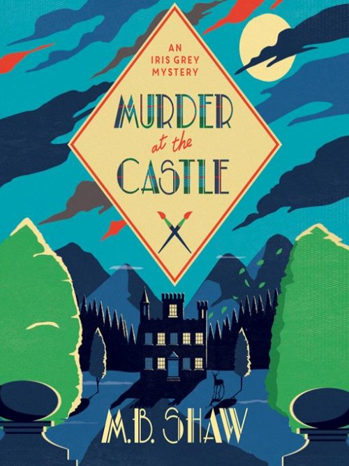 Murder at the Castle Cover
