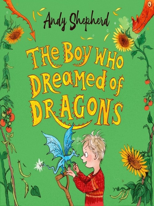 The Boy Who Grew Dragons Book 4: The Boy Who Dreamed of Dragons Cover