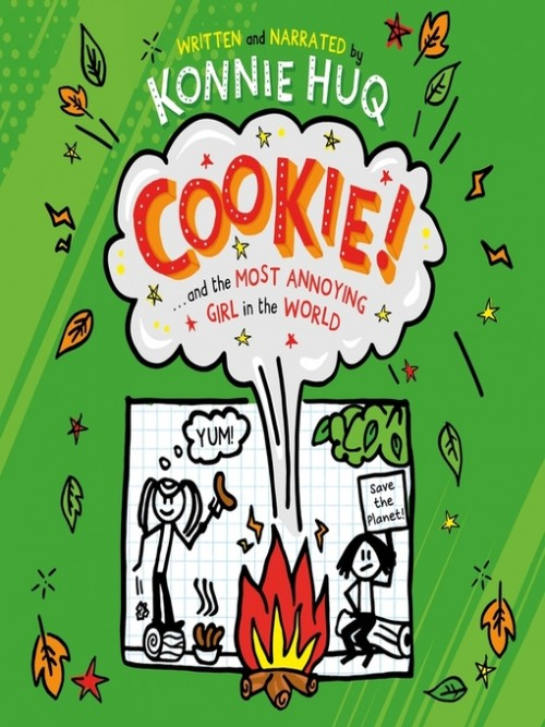 Cookie! Book 2: Cookie and the Most Annoying Girl in the World Cover