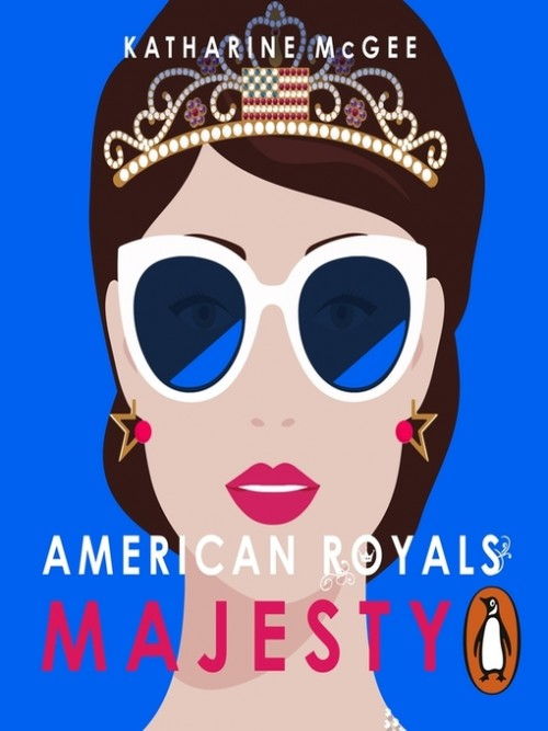 American Royals Book 2: Majesty Cover