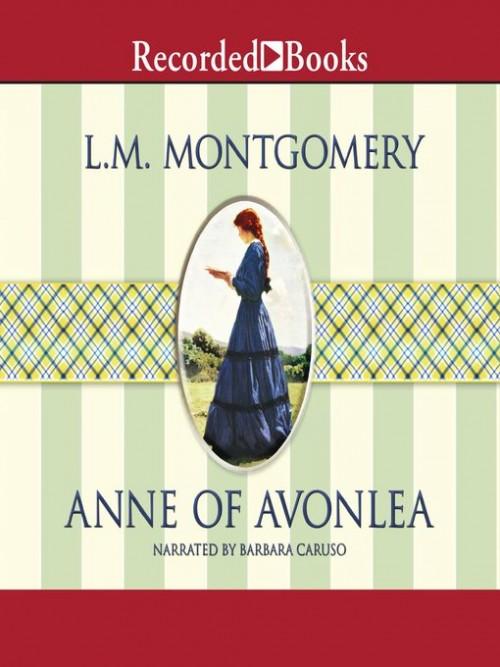 Anne of Green Gables Book 2: Anne of Avonlea Cover