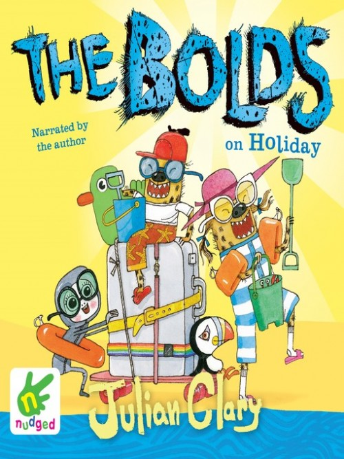The Bolds Book 3: The Bolds on Holiday Cover