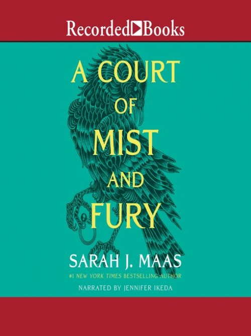 A Court of Thorns and Roses Book 2: A Court of Mist and Fury Cover
