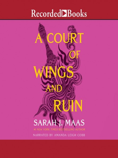 A Court of Thorns and Roses Book 3: A Court of Wings and Ruin Cover