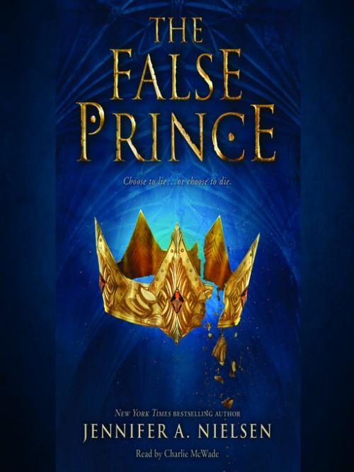 Ascendance Book 1: The False Prince Cover