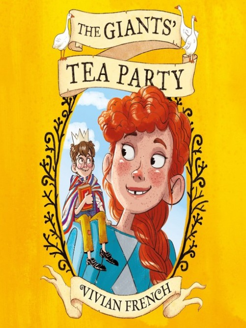 The Giants' Tea Party Cover
