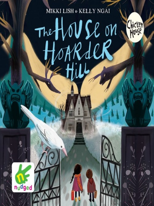 The House on Hoarder Hill Cover