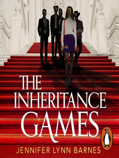 The Inheritance Games Cover