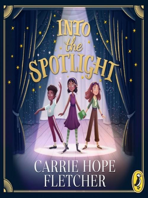 Into the Spotlight Cover