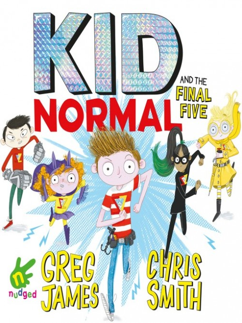 Kid Normal and the Final Five Cover