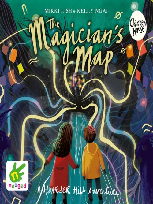 Hoarder Hill Book 2: The Magician's Map Cover